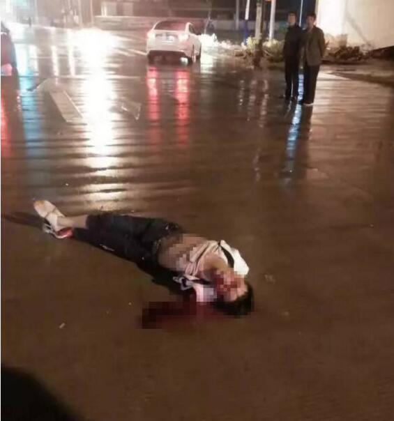 阜阳通报一男子撞死两中学生:无牌无证酒驾,逃逸后投