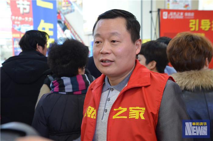 5万人进店 3千万交易 居然之家阜阳店开年大戏唱