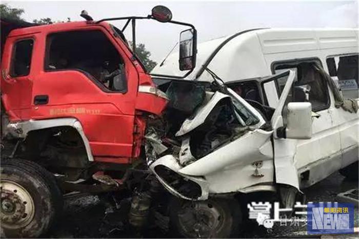 阜阳发生较大交通事故 3人死亡5人受伤