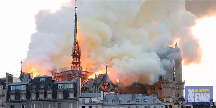 <strong>巴黎圣母院发生火灾 各大旅行社紧急调整线路</strong>