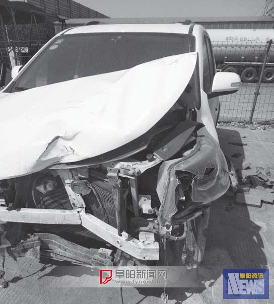 车头被撞,安全气囊却未弹出