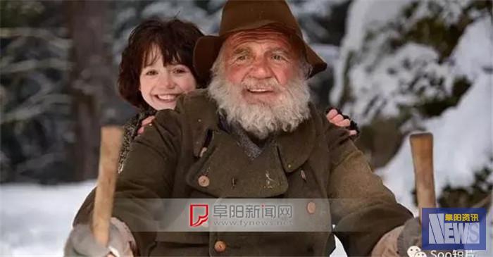 <strong>豆瓣9.1分的《海蒂和爷爷》近期上映</strong>