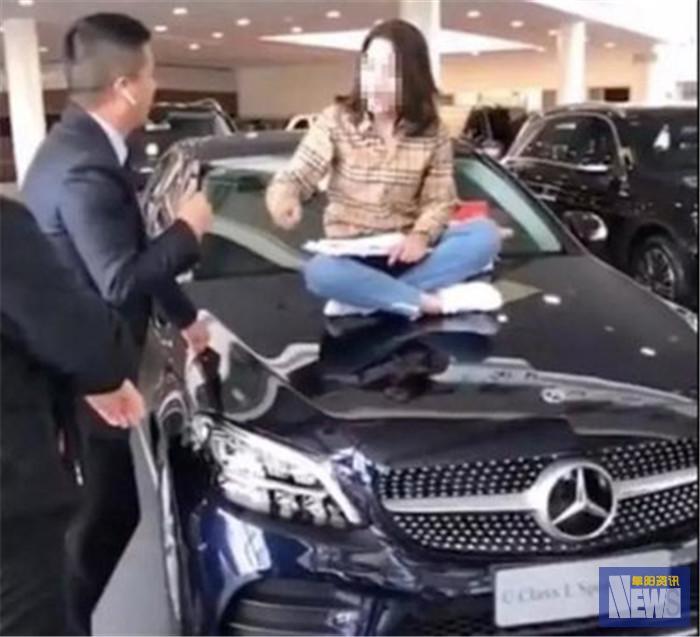 刚刚公布!罚款100万元!西安奔驰女司机维权处理结果