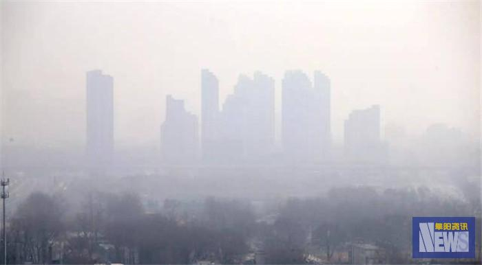 今冬我市PM2.5浓度同比要降3.5%