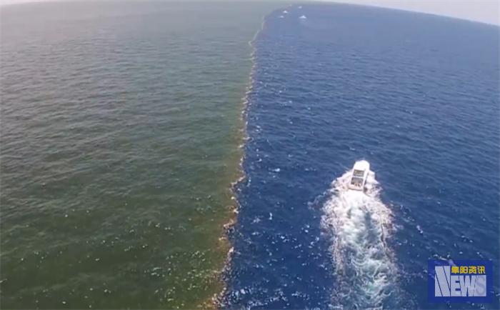 为啥太平洋和大西洋的海水不能相融,井水不犯河水?今