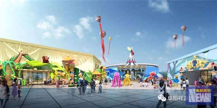 <strong>星耀城南,不负期待 祥源汉海海洋公园主馆顺利封顶 预计明年下半年开门迎客</strong>